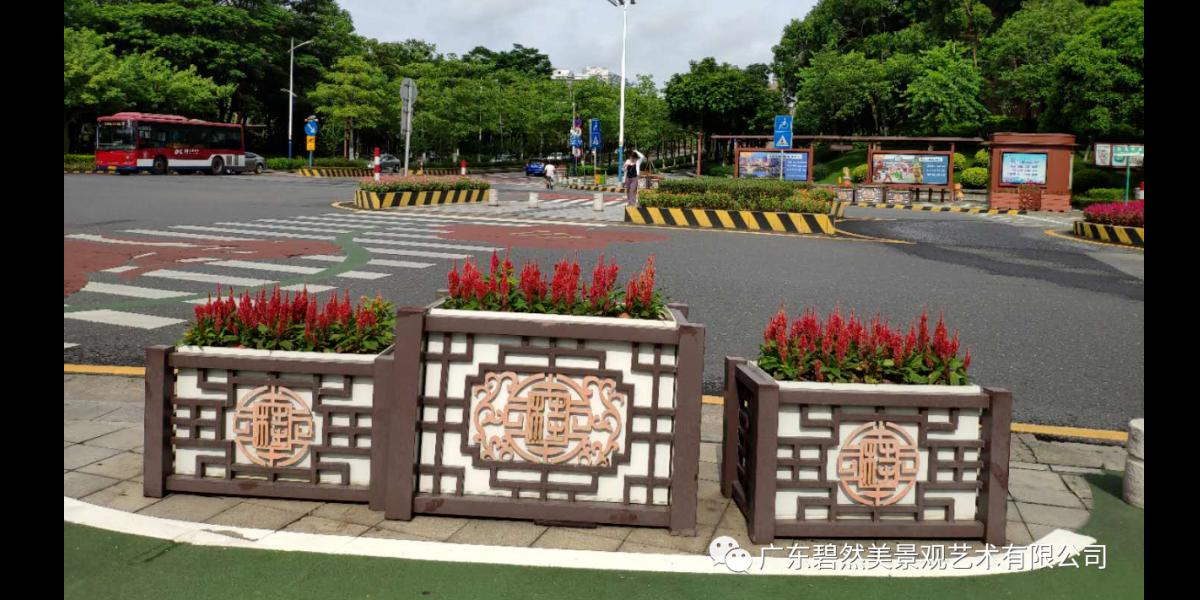 桂城街道市政園林養護市場化時花標(西片區)管養服務采購項目