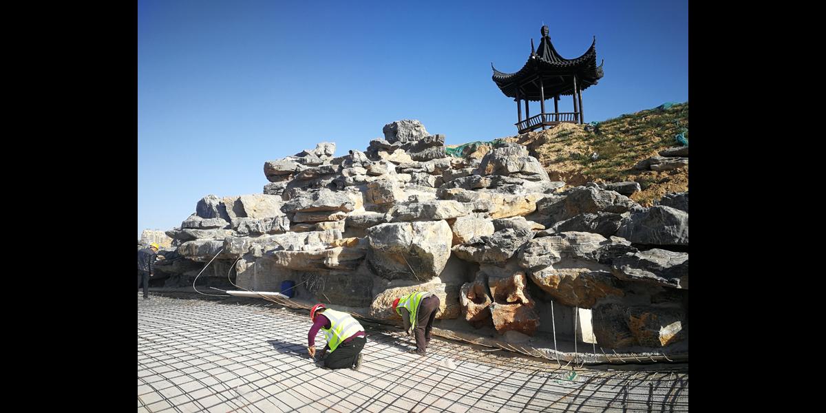 鈺龍灣園林景觀工程