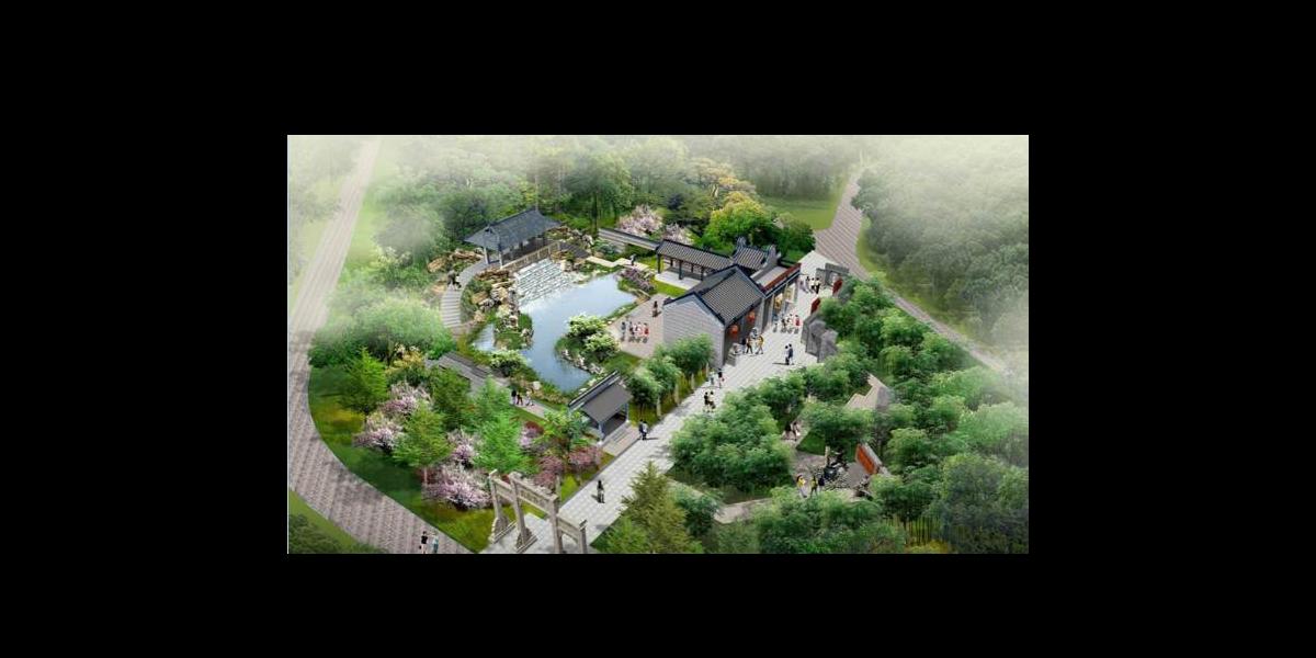 第十屆武漢園林博覽會佛山園參建項目